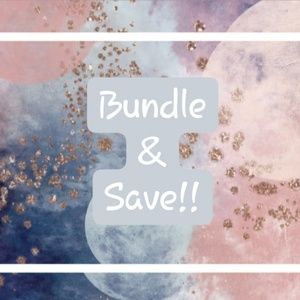 Bundle to save even more!